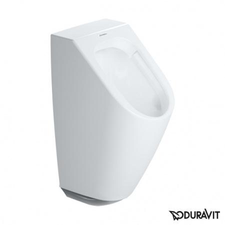 Duravit ME by Starck Pisuar Rimless 30x35 cm, biały z powłoką WonderGliss 28093100931
