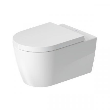 Duravit ME by Starck Toaleta WC 57x37 cm bez kołnierza HygieneFlush z powłoką biała 2579092000