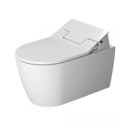 Duravit ME by Starck Toaleta WC podwieszana 57x37 cm Rimless bez kołnierza HygieneGlaze, biała 2529592000