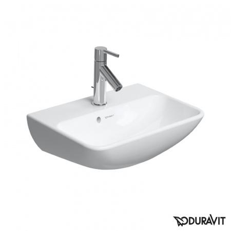 Duravit ME by Starck Umywalka mała 45x32 cm z otworem, biała 0719450000