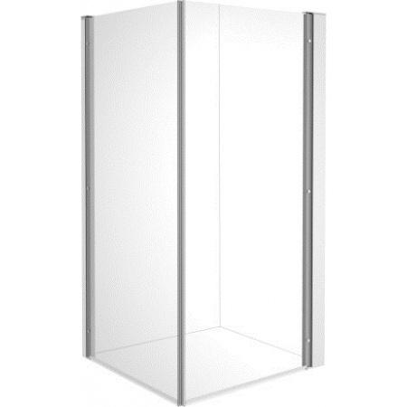 Duravit Open Space B Kabina prysznicowa kwadratowa 90x90 cm, armatura prawa, szkło przezroczyste 770008000010000