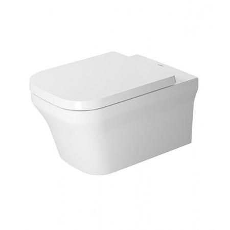 Duravit P3 Comforts Toaleta WC podwieszana 38x57 cm Rimless bez kołnierza, biała 2561090000 - PROMOCJA!