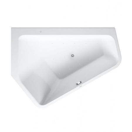 Duravit Paiova 5 Wanna narożna z hydromasażem Air-System 177x130 cm lewa, biała 760390000AS0000