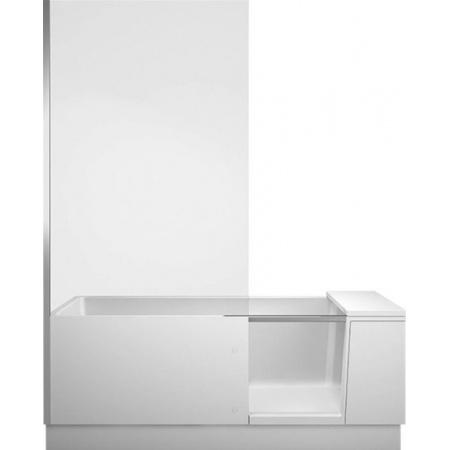 Duravit Shower&Bath Wanna narożna 170x75 cm, wersja lewa, biała 700403000000000