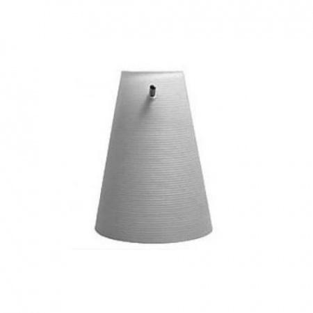Duravit Starck 1 Lampa ścienna, abażur biały 0097011000