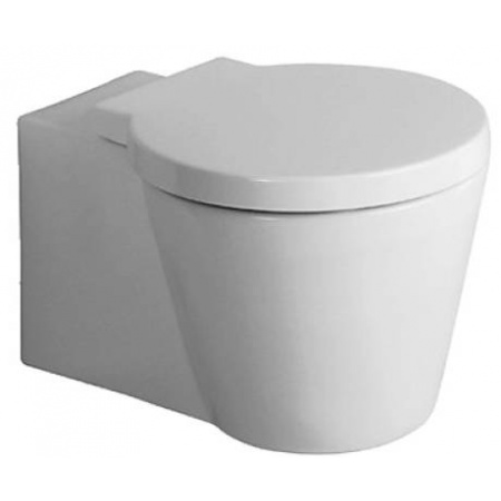 Duravit Starck 1 Toaleta WC podwieszana 57,5x41 cm, biała 0210090064