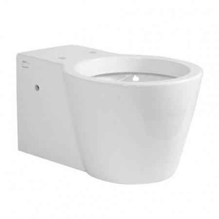 Duravit Starck 1 Miska WC podwieszana 41x57,5 cm, lejowa, biała z powłoką WonderGliss 02100900641