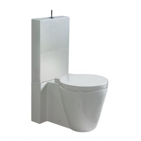 Duravit Starck 1 Miska WC stojąca 41x64 cm, lejowa, biała z powłoką WonderGliss 02330900641