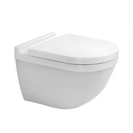 Duravit Starck 3 Toaleta WC podwieszana 54x36 cm, biała 2225090000