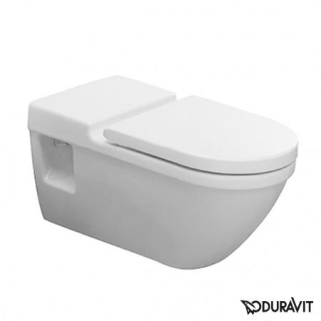 Duravit Starck 3 Miska WC podwieszana Vital 36x70 cm lejowa, biała 2203090000