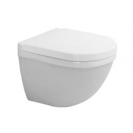Duravit Starck 3 Toaleta WC podwieszana 48,5x36 cm Compact krótka, biała 2227090000