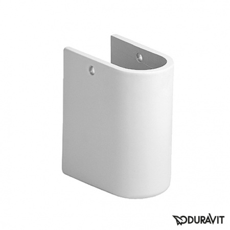 Duravit Starck 3 Półpostument, biały 0865170000