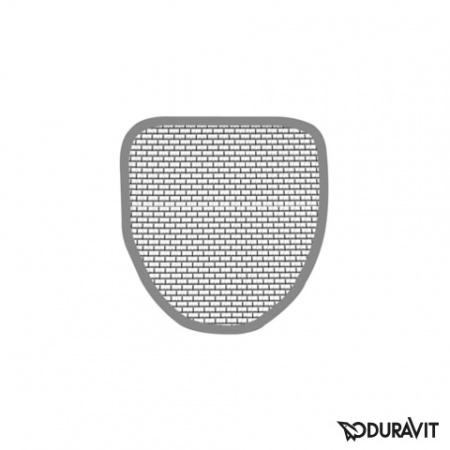 Duravit Starck 3 Sitko pisuaru, stalowy 0050421000