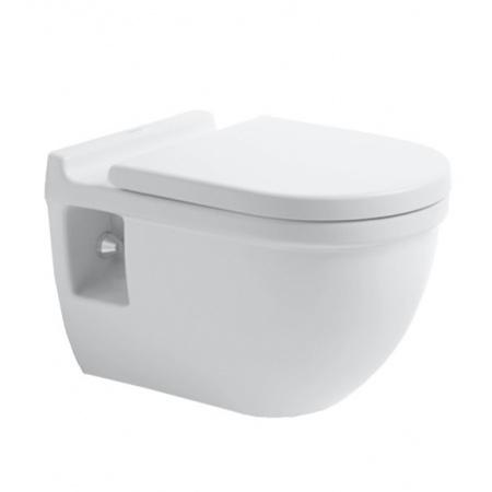 Duravit Starck 3 Toaleta WC podwieszana 54,5x36 cm Comfort HygieneGlaze, biała 2215092000