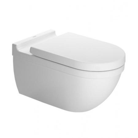 Duravit Starck 3 Toaleta WC podwieszana 62x36 cm HygieneGlaze, biała 2226092000