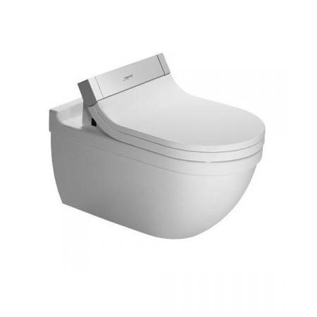 Duravit Starck 3 Toaleta WC podwieszana 62x37 cm HygieneGlaze, biała 2226592000
