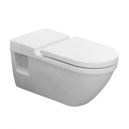 Duravit Starck 3 Toaleta WC podwieszana 70x36 cm Vital HygieneGlaze, biała 2203092000