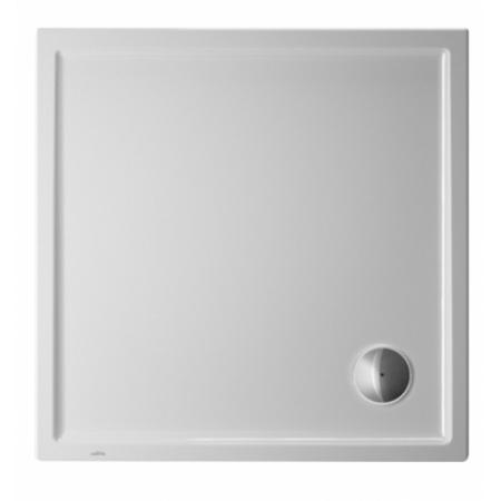 Duravit Starck Slimline Brodzik kwadratowy 100x100 cm, biały z powłoką Antislip 720116000000001