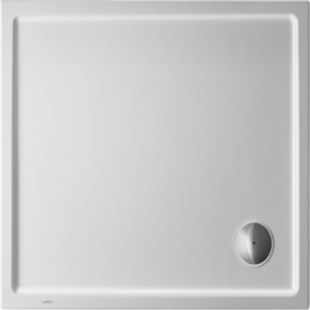 Duravit Starck Slimline Brodzik prostokątny 90x75 cm, biały 720117000000000
