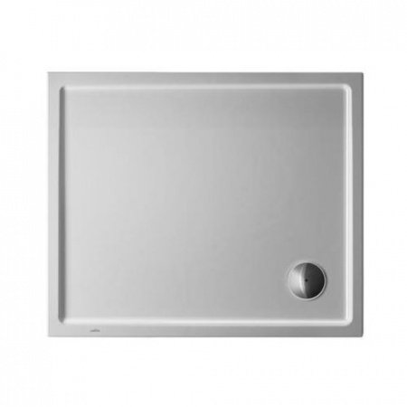 Duravit Starck Slimline Brodzik prostokątny 90x80 cm, biały z powłoką Antislip 720118000000001