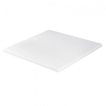 Duravit Stonetto Brodzik kwadratowy 120x120 cm DuraSolid, biały 720169380000000
