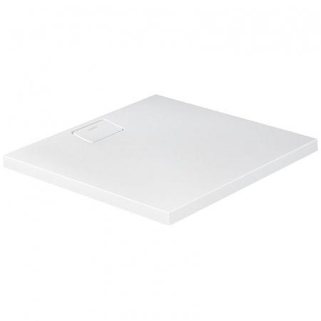 Duravit Stonetto Brodzik kwadratowy 90x90 cm DuraSolid, biały 720146380000000