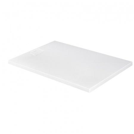 Duravit Stonetto Brodzik prostokątny 140x100 cm DuraSolid, biały 720170380000000