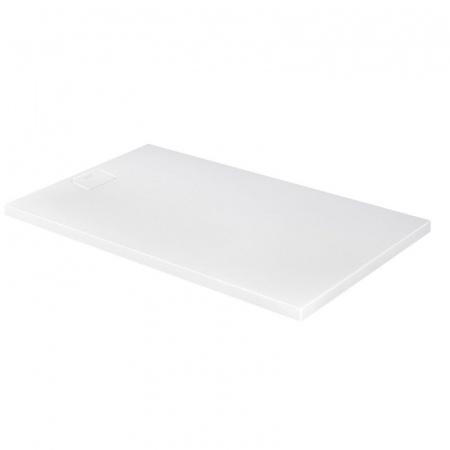 Duravit Stonetto Brodzik prostokątny 160x100 cm DuraSolid, biały 720171380000000