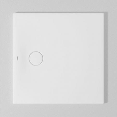 Duravit Tempano Brodzik kwadratowy 80x80x4 cm, biały z powłoką Antislip 720187000000001