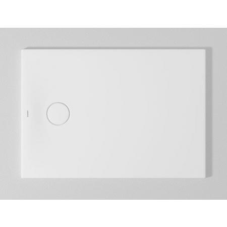 Duravit Tempano Brodzik prostokątny 70x100x4 cm, biały 720193000000000