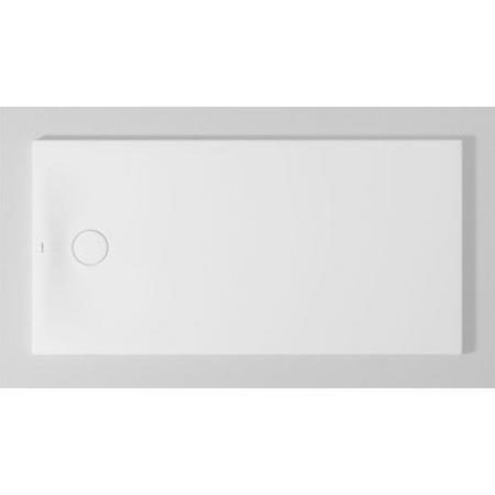Duravit Tempano Brodzik prostokątny 75x150x5 cm, biały 720204000000000