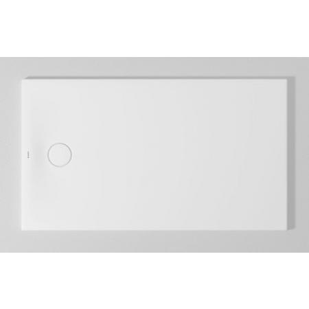 Duravit Tempano Brodzik prostokątny 80x140x4,5 cm, biały z powłoką Antislip 720201000000001