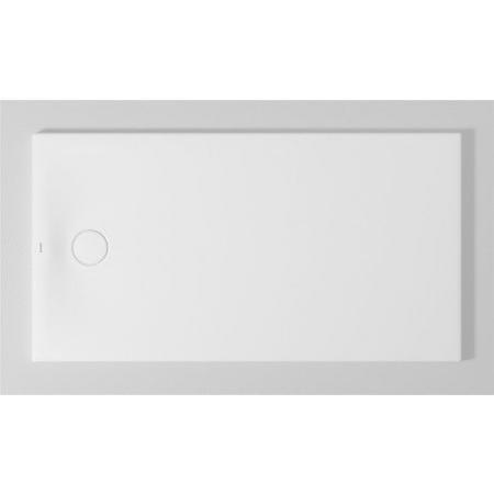 Duravit Tempano Brodzik prostokątny 80x150x5 cm, biały 720205000000000