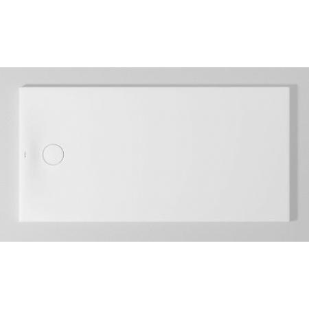 Duravit Tempano Brodzik prostokątny 80x160x5 cm, biały 720207000000000