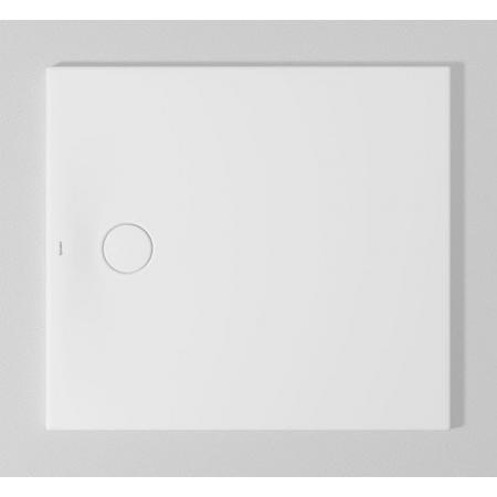 Duravit Tempano Brodzik prostokątny 90x100x4 cm, biały z powłoką Antislip 720195000000001