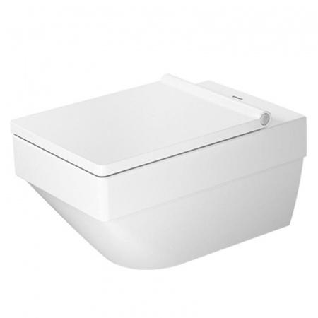 Duravit Vero Air Toaleta WC podwieszana 57x37 cm Rimless bez kołnierza wewnętrznego, biała 2525090000