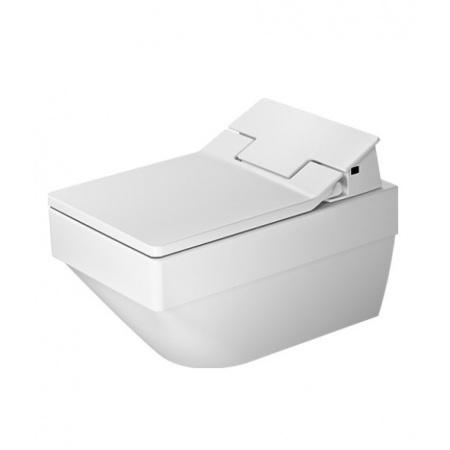 Duravit Vero Air Toaleta WC podwieszana 57x37 cm Rimless bez kołnierza wewnętrznego, biała 2525590000
