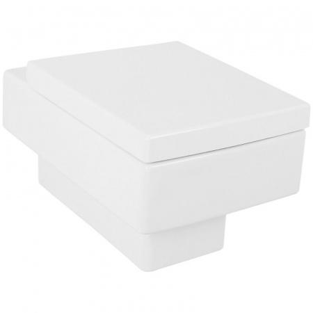 Duravit Vero Miska WC podwieszana lejowa 37x54,5 cm, biała 2217090064