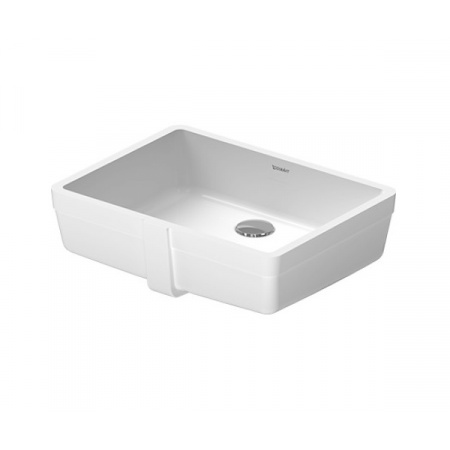 Duravit Vero Umywalka podblatowa 46,5x35 cm, biała 0330430000