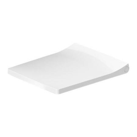 Duravit Viu Deska sedesowa wolnoopadająca, biała 0021290000