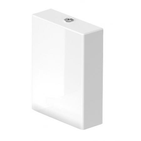 Duravit Viu Zbiornik do kompaktu WC 13x37,5 cm z podłączeniem z lewej strony, biały 0942000005