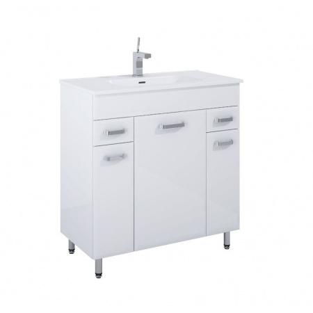 Elita Amigo Szafka podumywalkowa z umywalką 81x40x84 cm, biała 166467