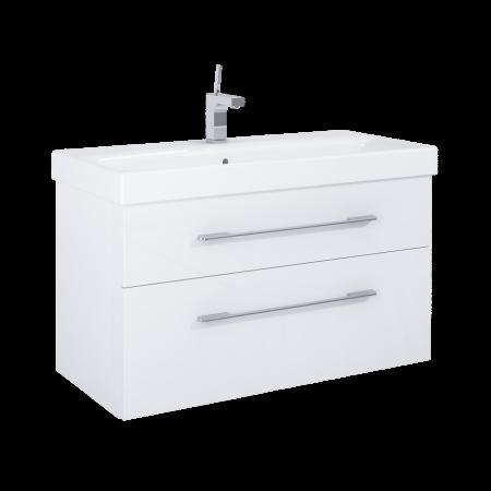 Elita Barcelona Szafka podumywalkowa 100x42x54 cm, biała 164823