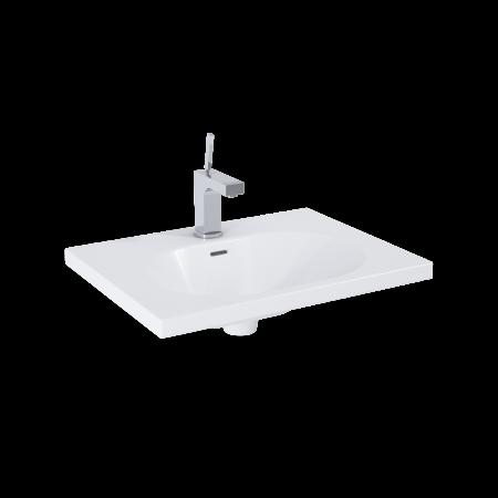 Elita Idea Umywalka meblowa 61x46x14 cm, biała 145993