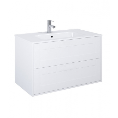 Elita Inge New Szafka podumywalkowa 90x54 cm, biała 167182