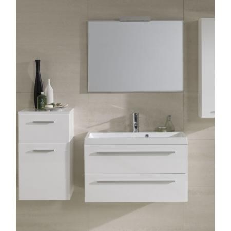 Elita Kwadro 80 Szafka podumywalkowa 79,6x39,8 cm, biała 162309