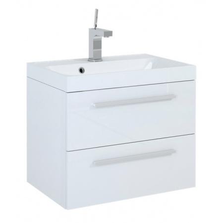 Elita Kwadro White 60 Szafka podumywalkowa 59,60x48,50x39,80 cm, biała 162324