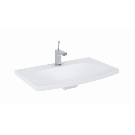 Elita Saly Umywalka meblowa 80x51 cm, biała 145480