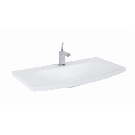 Elita Saly Umywalka meblowa 98x51 cm, biała 145500