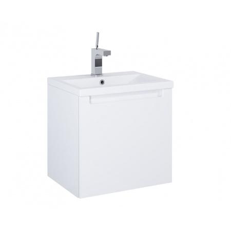 Elita Serenity Szafka podumywalkowa z umywalką 50x38x47 cm, biała 165849